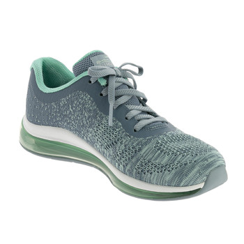 Shoes Women Low top trainers Skechers SK13278SLT Blue