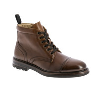 Shoes Men Mid boots André FAMOUS Brown