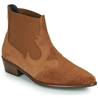 Shoes Women Mid boots Fericelli  Camel
