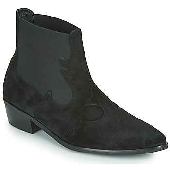 Shoes Women Mid boots Fericelli  Black