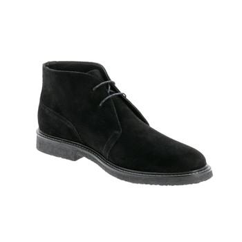 Shoes Men Mid boots André SAHEL Black