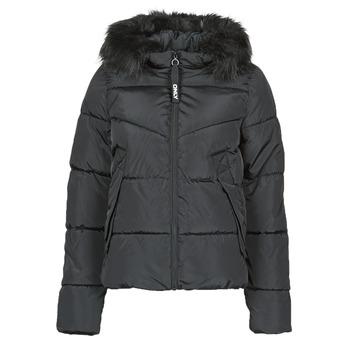 material Women Duffel coats Only ONLMONICA Black