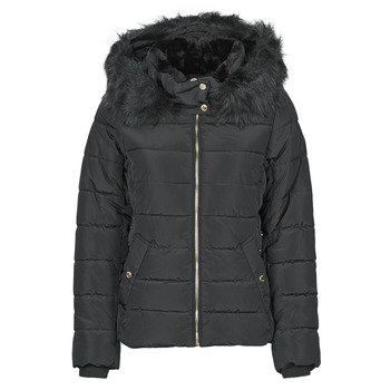 material Women Duffel coats Only ONLCAMILLA Black