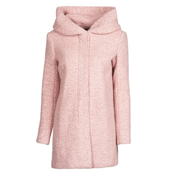 material Women coats Only ONLNEWSEDONA Pink