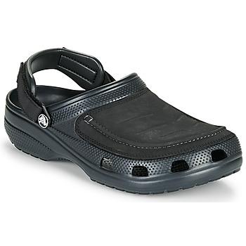 Shoes Men Clogs Crocs YUKON VISTA II CLOG M Black
