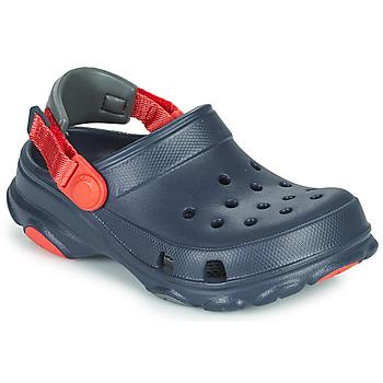 Shoes Children Clogs Crocs CLASSIC ALL-TERRAIN CLOG K Blue