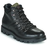Shoes Men Mid boots André CHAMONIX Black