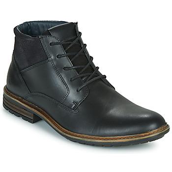 Shoes Men Mid boots André WALKBOOT Black
