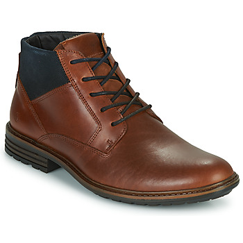 Shoes Men Mid boots André WALKBOOT Cognac