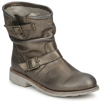 Shoes Women Mid boots Bikkembergs VINTAGE 502 Lead