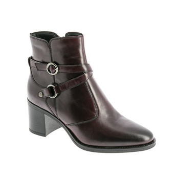 Shoes Women Boots André EOS Lie / De / Vin