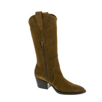 Shoes Women Boots André PUEBLOSA Brown