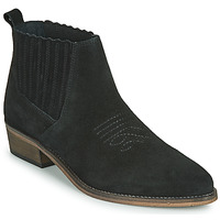 Shoes Women Mid boots André MANA Black