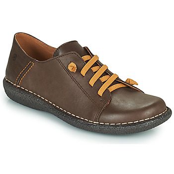 Shoes Women Derby shoes Casual Attitude NIPITE Brown