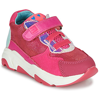 Shoes Girl High top trainers Agatha Ruiz de la Prada BRAZIL Pink