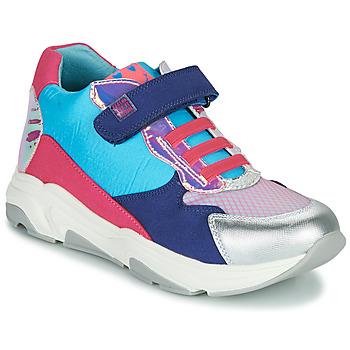 Shoes Girl High top trainers Agatha Ruiz de la Prada BRAZIL Blue