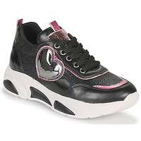 Shoes Girl Low top trainers Guess CLAIRE Black