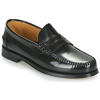 Shoes Men Loafers André BOMOC Black