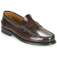 Shoes Men Loafers André BOMOC Bordeaux