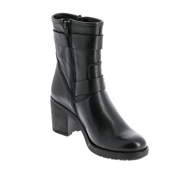 Shoes Women Mid boots André FLEURON Black