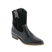 Shoes Women Mid boots André CHERAW Black