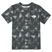 material Boy short-sleeved t-shirts The North Face REACTOR TEE Black