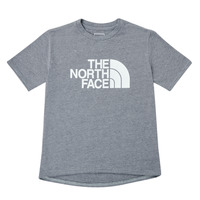 material Boy short-sleeved t-shirts The North Face ON MOUNTAIN TEE Grey