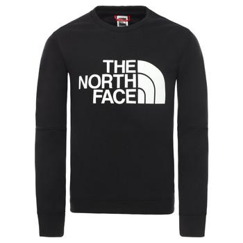 material Boy sweaters The North Face DREW PEAK LIGHT CREW Black