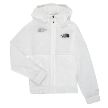 material Girl Macs The North Face REACTOR WIND JACKET White