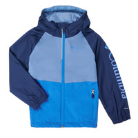 material Boy Blouses Columbia DALBY SPRINGS JACKET Blue