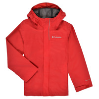 material Boy Blouses Columbia WATERTIGHT JACKET Red