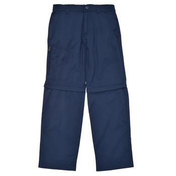 material Boy 5-pocket trousers Columbia SILVER RIDGE IV CONVERTIBLE PANT Marine