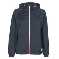 material Women Macs Superdry SPORTSTYLE CAGOULE Eclipse / Navy