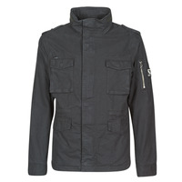 material Men Parkas Superdry CLASSIC ROOKIE JACKET Washed /  black