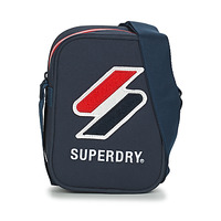 Bags Pouches / Clutches Superdry SPORTSTYLE SIDE BAG Marine