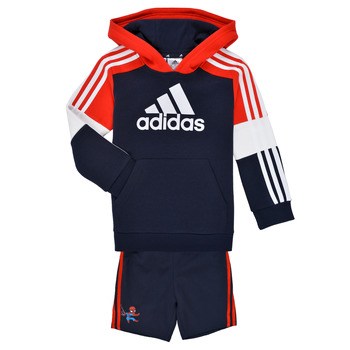 material Boy Sets & Outfits adidas Performance FL CB HD Marine / White / Red