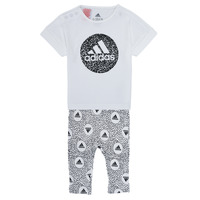 material Girl Sets & Outfits adidas Performance TIGHT SET White