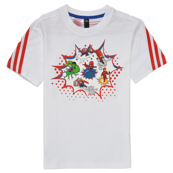 material Boy short-sleeved t-shirts adidas Performance LB DY SHA TEE White