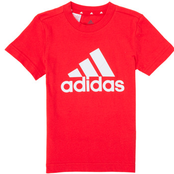 material Boy short-sleeved t-shirts adidas Performance B BL T Red