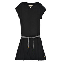 material Girl Short Dresses Deeluxe TIME Black