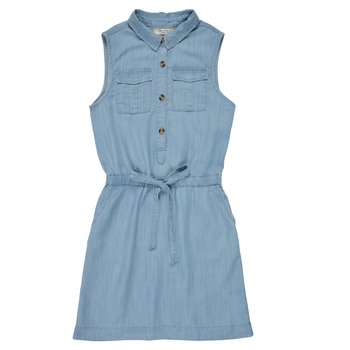 material Girl Short Dresses Deeluxe LALI Blue