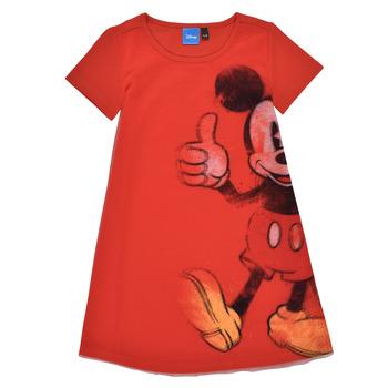 material Girl Short Dresses Desigual 21SGVK41-3036 Red
