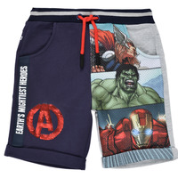 material Boy Shorts / Bermudas Desigual 21SBPK03-2047 Multicolour