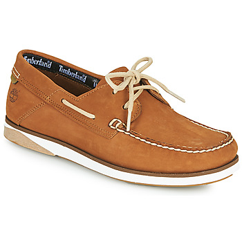 Shoes Men Boat shoes Timberland ATLANTIS BREAK BOAT SHOE Red