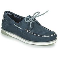 Shoes Men Boat shoes Timberland ATLANTIS BREAK BOAT SHOE Blue