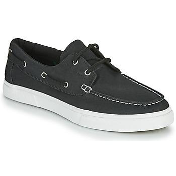 Shoes Men Boat shoes Timberland UNIONWHARF2.0EK+ 2EYEBOAT Black