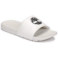 Shoes Mules Timberland PLAYA SANDS SPORTS SLIDE White