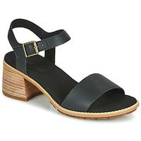 Shoes Women Sandals Timberland LAGUNA SHORE MID HEEL Black