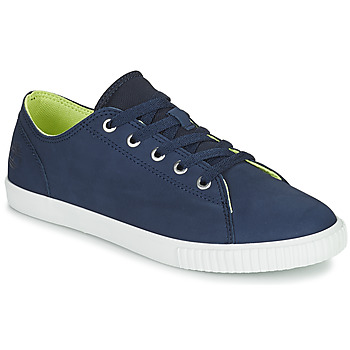 Shoes Children Low top trainers Timberland NEWPORT BAY LEATHER OX Blue