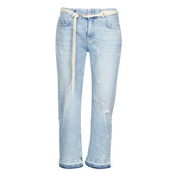 material Women 3/4 & 7/8 jeans Desigual PONDIO Blue